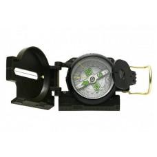 Bússola Herbertz Caixa de Fibra Verde Escuro