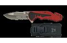 Navalha K25 G10 Vermelha 18319