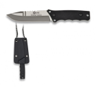 Neck-Knife K25 G10 kydex 7.5