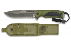 Faca Táctica K25 12.8 Verde