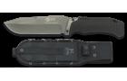 Faca K25 Tactico Negro 13