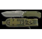 Faca K25 Tactico Verde 13
