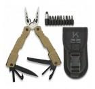 Alicate Multi-Tool K25 Tactico 17 cm Coyote