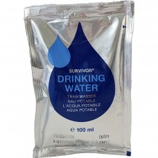 MSI Drinking Water Emergency Ration 5x100ml