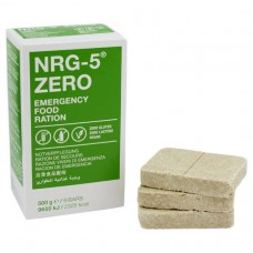 NRG-5 ZERO Survival Food Ration 500g MSI Sem Glúten