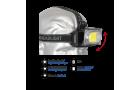 Lanterna Frontal Quadrada