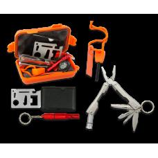 Mini Kit de Sobrevivência Barbaric