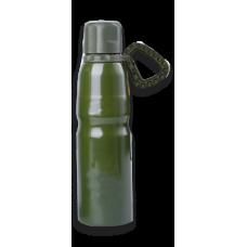 Termo Verde com Mosquetão 500 ml
