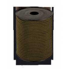 Corda Militar Verde OD 7 mm (Rolo 60 Mtr.)