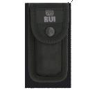 Bolsa de Cinto para Navalha RUI 6.5x12 cm Preto