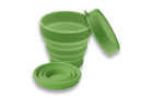 Copo Telescópico Verde