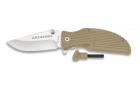 Navalha Original Coyote Com Firesteel