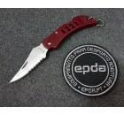 Mini Navalha EDC Vermelha