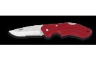 Navaja Albainox Cacha Vermelha ABS 8 cm