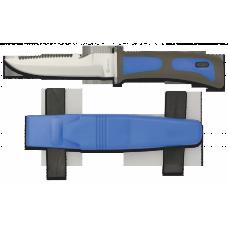 Faca Albainox Mergulho Azul