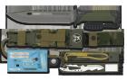 Faca de Sobrevivência K25 Thunder I OD