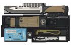 Faca de Sobrevivência K25 Thunder I Tan