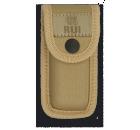Bolsa de Cinto para Navalha RUI 6.5x12 cm Coyote