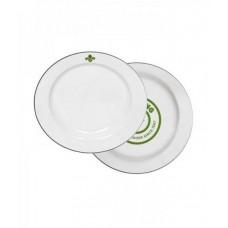 Scout Enamel Plate